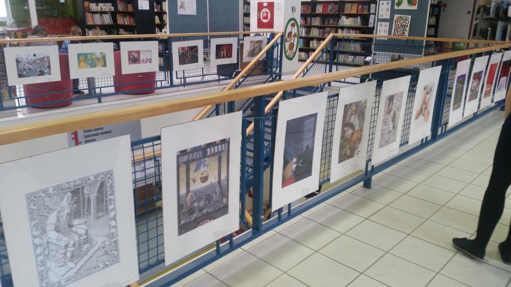 EURÓPSKE ROZPRÁVKY v Krajskej knižnici, Žilina