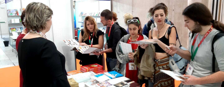 Medzinárodný knižný veľtrh, BOLOGNA, TALIANSKO