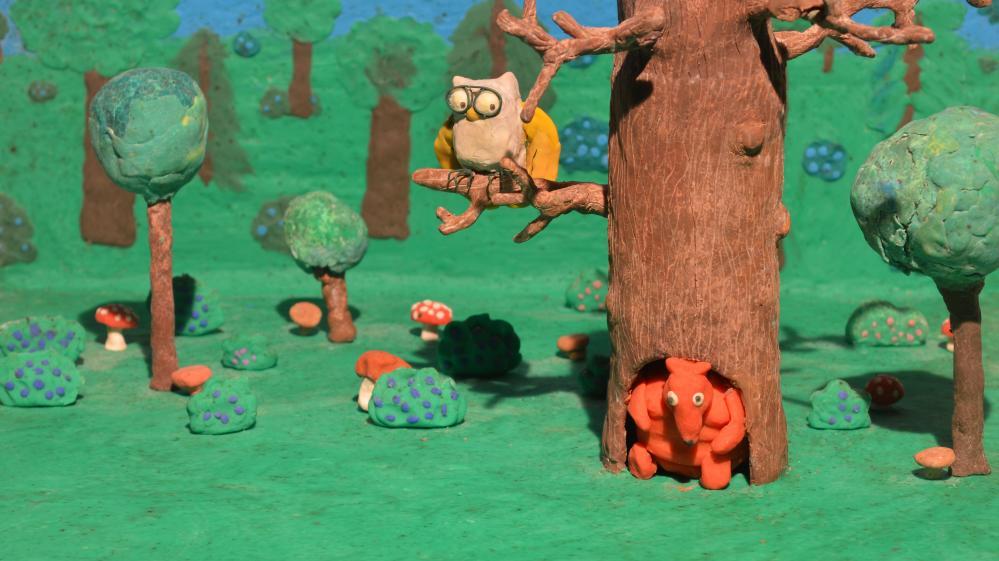 Animovaný film O maškrtnej líške