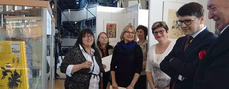 International Book Fair Budapest 2016