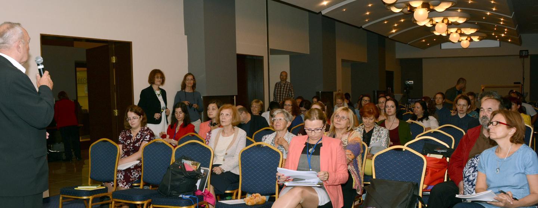 POĎ SI ČÍTAŤ V KNIŽKE AJ V ŽIVOTE - 1. deň medzinárodnej konferencie IBBY inštitútu Bratislava