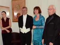 Bjorn Sundmark (S), Timotea Vrablova (SK), Ellis Vance (USA)