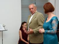 Peter Tvrdoň otváral Hudobný salón