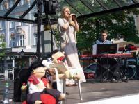 Jazzová speváčka Ester Wiesnerová