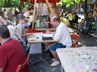 Ilustrátor Miroslav Regitko kreslí deťom