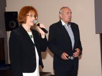 Peter Tvrdoň a Timotea Vráblová