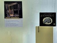 Výstava Kniha Dierožrút