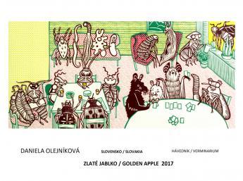 Ilustrácie ocenené na BIB 2017