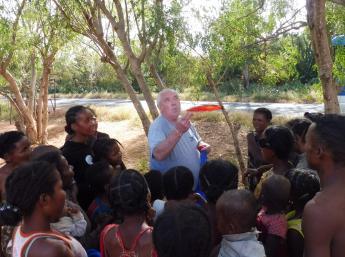 BIBIANA NA MADAGASKARE