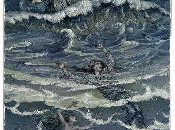 06Boris Diodorov – La petite sirene (Paris, Ipomée-Albin Michel 1998)