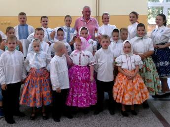 BIBIANA opäť v Srbsku - Padina