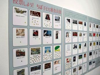 Pravidelná putovná výstava ilustrácii ocenených na Bienále ilustrácii Bratislava po Japonsku.