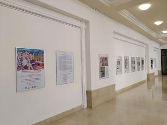Výstava maďarských diel vystavených na 27. BIB