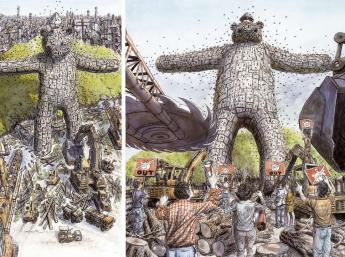 11Gi Hun Lee: YANGCHEOL GOM (THE TIN BEAR)