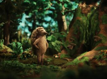 Hedgehog's Home  Directed by Eva Cvijanović (Croatia)