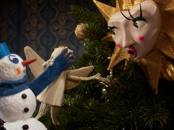 Charlie the Snowman's Christmas Wedding  Directed by Petr Vodička (Czech Republic)