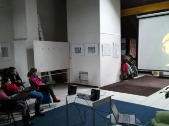 ANIMAČNÝ EXPRES BAB v knižnici pre deti Slniečko v Prešove