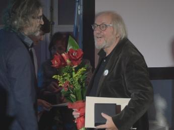 ALBÍN BRUNOVSKÝ Honorary Medal for outstanding contribution to the field of animation to dramaturge, writer, screenwriter, director and educator Edgar Dutka (Czech Republic).