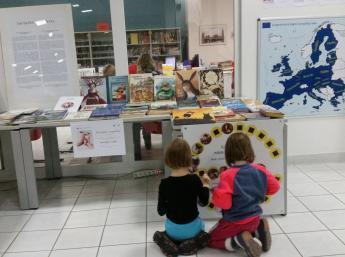 EUROPEAN TALES in Regional Library, Žilina