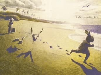 BOKU NO TABI, ilustr. Akiko Miyakoshi
