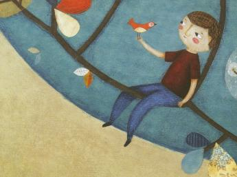 OHIBO ALAMI, ilustr. Juana Martinez Neal