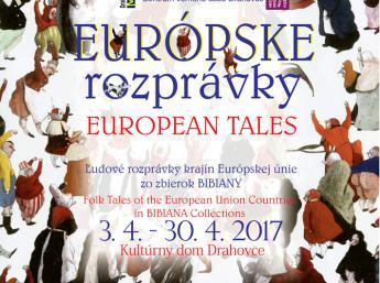 Európske rozprávky v Drahovciach