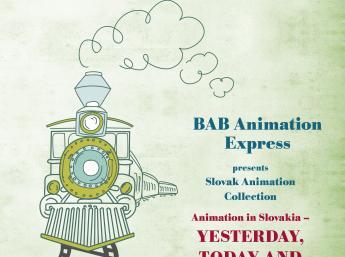 Animačný expres BAB na festivale v Annecy 2019