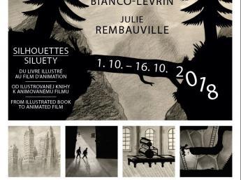 Siluety, Od ilustrovanej knihy k animovanému filmu - Nicolas Bianco-Levrin & Julie Rembauville