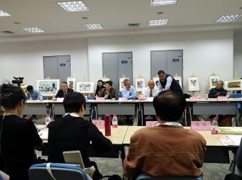 BIB na medzinárodnom knižnom veľtrhu v Šanghai 2018. Diskusia na seminári o inováciách v obrázkovej knihe pre deti.