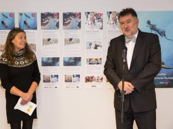 Ilustrácie ocenené na Bienále ilustrácii Bratislava v Kodani