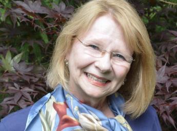Medzinárodná porota BIB 2021 Brenda Dales