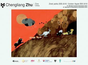 Ocenené ilustrácie 27. BIB na plagátoch