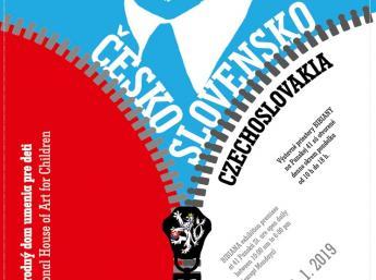 ČESKOSLOVENSKO plagát