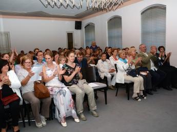 Hudobný salón IBBY u Zichyovcov