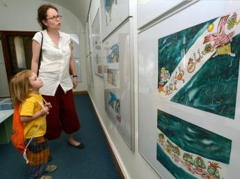 Súčasná slovenská ilustrácia detskej knihy