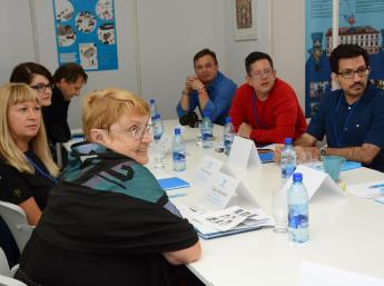 Zasadnutie Medzinárodnej poroty BIB 2017