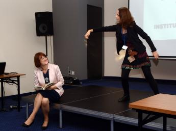 POĎ SI ČÍTAŤ V KNIŽKE AJ V ŽIVOTE - 2. deň medzinárodnej konferencie IBBY inštitútu Bratislava