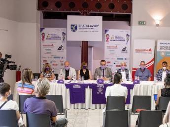 Detská Univerzita Komenského - tlačová konferencia