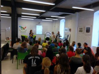 EURÓPSKE ROZPRÁVKY v Knižnici pre mládež mesta Košice