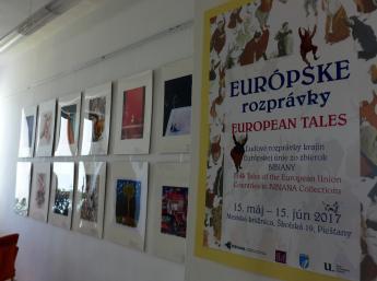 EURÓPSKE ROZPRÁVKY v Piešťanoch