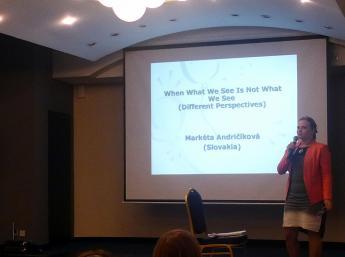 POĎ SI ČÍTAŤ V KNIŽKE AJ V ŽIVOTE - 2 deň medzinárodnej konferencie IBBY inštitútu Bratislava