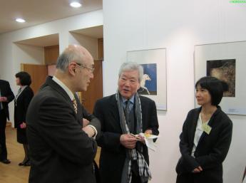 ILUSTRÁTORSKÝ OLYMP v Japonsko-nemeckom centre, Berlín - Masaru Sakato, Chiaki Ikuta, Sakae Nasuda