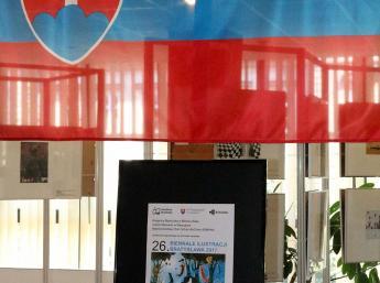 V priestoroch galérie Beskydskej knižnice v Bielsko-Bialej sa 3. augusta 2018 uskutočnila vernisáž výstavy ocenených ilustrátorov na Bienále ilustrácií Bratislava 2017. Výstavu otvorili príhovormi riaditeľ Slovenského inštitútu vo Varšave Adrián Kromka a riaditeľ Beskydskej knižnice Bogdan Kocurek za účasti zástupcu prezidenta mesta Bielsko-Biala Lubomira Zawierucha. Vernisáže sa zúčastnili predstavitelia kultúrnych a spoločenských inštitúcií mesta Bielsko-Biala.