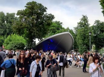 BIBIANA na medzinárodnom knižnom festivale ARSENAL v Kyjeve.