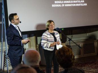 Záverečný ceremoniál BAB 2018