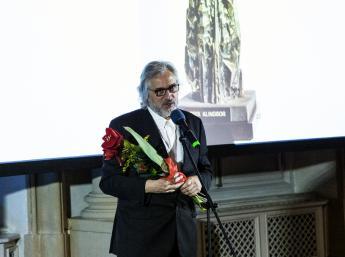 PRIX KLINGSOR za celoživotné dielo významnej osobnosti svetového animovaného filmu, režisérovi, výtvarníkovi, animátorovi Michaelovi Dudokovi de Witovi (Holandsko)