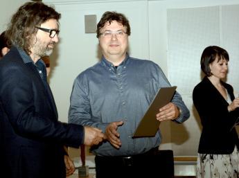 Slávnostné odovzdávanie cien oceneným v súťaži Najkrajšie knihy Slovenska 2016.