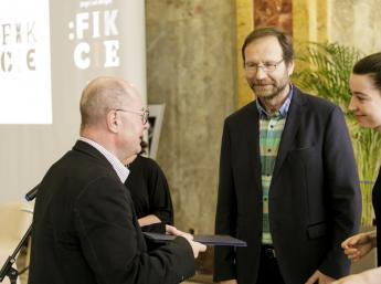 NAJKRAJŠIE KNIHY SLOVENSKA 2018 -odovzdávanie cien