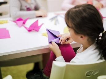 WORKSHOP ORIGAMI
