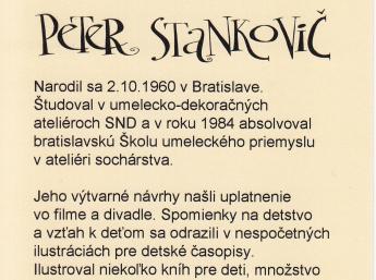 STARÉ DOBRÉ ČASY- Peter Stankovič